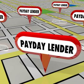 How Many Payday Loan Stores Are There In The USA